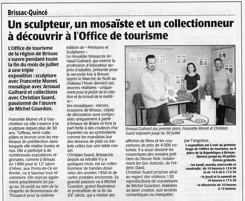 2001-07-23 Courrier de LOuest